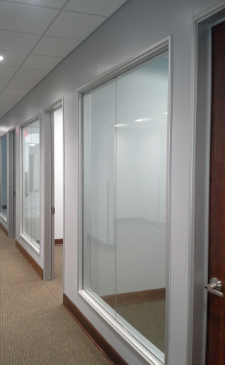 Interior Aluminum Door Frames By Modulex Inc
