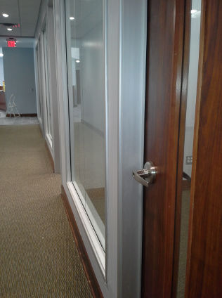 Modulex = Eco-Friendly, Aluminum Door Frames and Glazing Systems